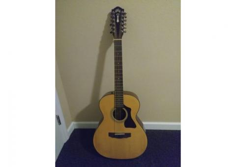 Guild 12 String Electric/Acoustic